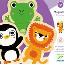 Djeco 'Coucou' Magnetic Animal Shapes Puzzle additional 2