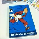 Tintin Happy Families Card Game additional 3