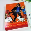 Tintin Happy Families Card Game additional 1
