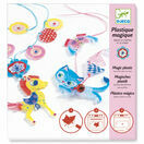 Djeco Magic Plastic Jewellery Kit - The Kitten & Pony additional 1