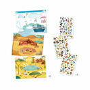 Djeco Decals - Savannah, Desert and North Pole additional 7
