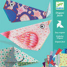 Djeco Origami Papers - Big Animals additional 1
