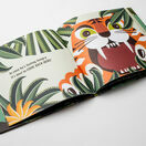 Mibo The Jungle Crew Book with 3D Papercut Animals additional 4