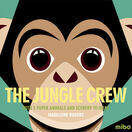 Mibo The Jungle Crew Book with 3D Papercut Animals additional 2