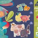 Djeco Giant Jigsaw Puzzle - Dandelion & Friends additional 1