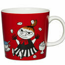 Arabia Finland Moomin Mug - Little My Red additional 1