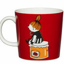 Arabia Finland Moomin Mug - Little My Red additional 2