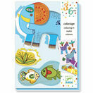 Djeco Colouring-in - Zoo Zoo additional 1