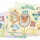 Djeco Colouring-in - Zoo Zoo additional 3