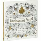 Laurence King Publishing Enchanted Forest - An Inky Treasure Hunt and Colouring Book additional 1