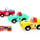 Janod Grand Prix Racing Car Set additional 3