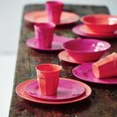 Rice Melamine Cup - Neon Pink additional 2