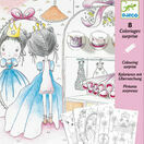 Djeco Colouring Surprise - Pupi's Little Doors additional 1