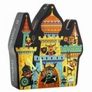 Djeco Silhouette 54 Piece Jigsaw Puzzle - Fortified Castle additional 1