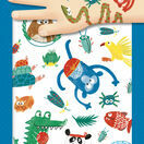 Djeco Temporary Tattoos - Snouts additional 1