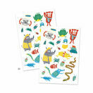 Djeco Temporary Tattoos - Snouts additional 2