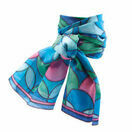 Djeco Peacock Silk Scarf Painting Kit additional 3