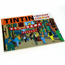 Tintin Colouring Book additional 2
