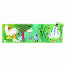 Djeco Silhouette 24 Piece Puzzle - The Ugly Duckling additional 2