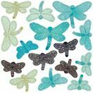 Djeco Removable 3D Wall Stickers - Dragonflies Tree additional 3