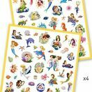 Djeco Stickers - Mermaids additional 2