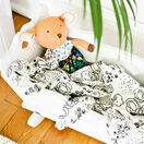 Wee Gallery Organic Muslin - Bunny additional 3