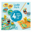 Djeco Ludopark - Set of 4 Games additional 1