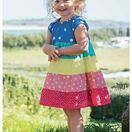 Dorothy Twirl Dress - Rainbow Hotchpotch additional 2