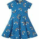 Spring Skater Dress - Over the Rainbow additional 1