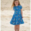 Spring Skater Dress - Over the Rainbow additional 3