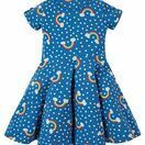 Spring Skater Dress - Over the Rainbow additional 2