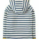 Campfire Hooded Top - Marine Blue Chunky Breton additional 2