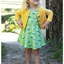 Carrie Knitted Cardigan - Sunshine additional 3