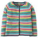 Milly Swing Cotton Cardigan - Rainbow Knit additional 1