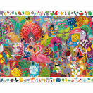 Observation 200 Piece Observation Puzzle - Rio Carnival additional 1