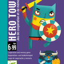 Djeco Card Game - Hero Town additional 1