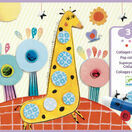 Djeco Collage for Little Ones - So Pop additional 1