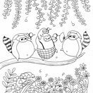 A Million Sloths Colouring Book additional 4