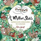 A Million Sloths Colouring Book additional 1