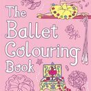 The Ballet Colouring book additional 1