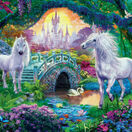 XXL Pieces - Unicorns in Fairy Land 500 Piece Puzzle additional 1