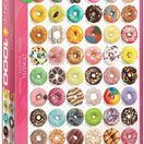 Donuts 1000 Piece Puzzle additional 2