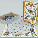 Dinosaurs of the Jurassic Period 1000 Piece Puzzle additional 3
