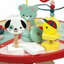 Janod Wooden Activity Table - Baby Forest additional 3