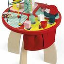 Janod Wooden Activity Table - Baby Forest additional 2