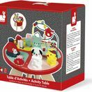 Janod Wooden Activity Table - Baby Forest additional 9