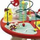 Janod Wooden Activity Table - Baby Forest additional 4
