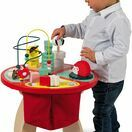 Janod Wooden Activity Table - Baby Forest additional 8