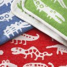 Klippan Funny Monster Organic Cotton Chenille Blanket additional 2