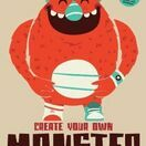 Laurence King Publishing Create Your Own Monster additional 1